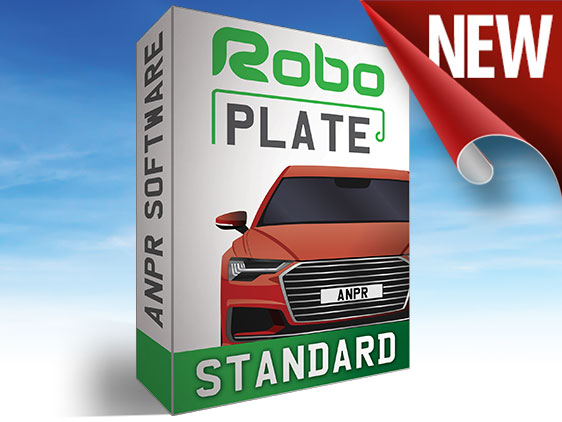 New RoboPlate ANPR Software