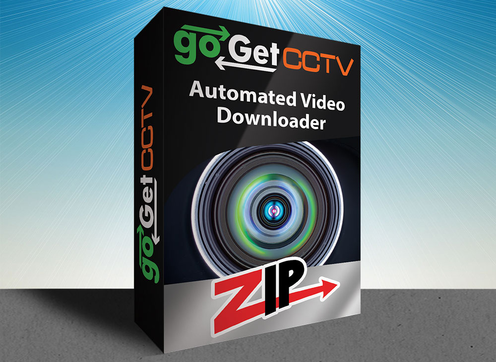 goGet CCTV - Zip Download Tool