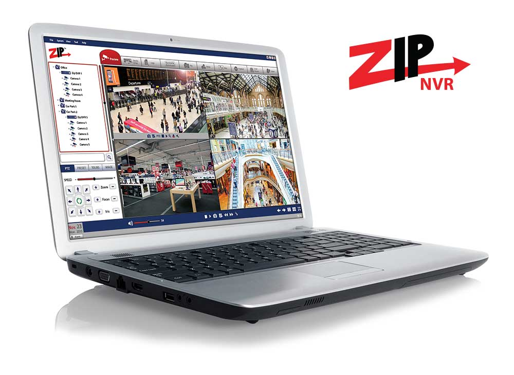 ZipVision - Zip DVR & NVR Client Software