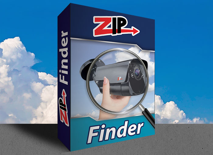 Zip Finder - IP Camera Discovery Tool