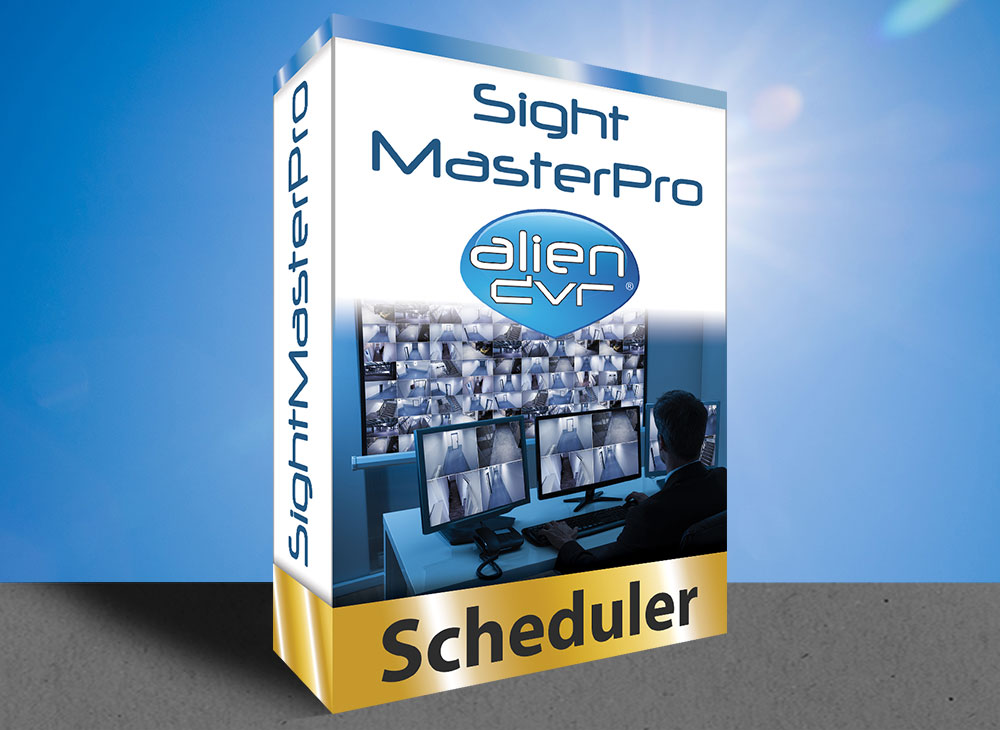 SightMaster - Scheduled Download Module for alienDVR