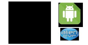 Android Tablet App - Alien