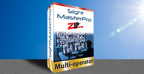 SightMaster - Multi-Operator Module for ZipNVR/DVRs