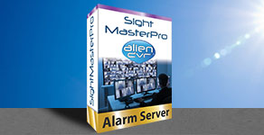 SightMaster - Alarm Server Module for alienDVR