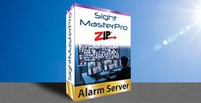 SightMaster - Alarm Server Module for ZipNVR/DVRs